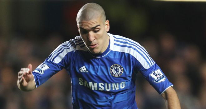Oriol Romeu: Confident he can fulfil his potential and become a key figure for Chelsea