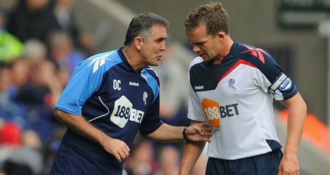 Kevin Davies: Bolton striker is still a big part of Owen Coyle's plans