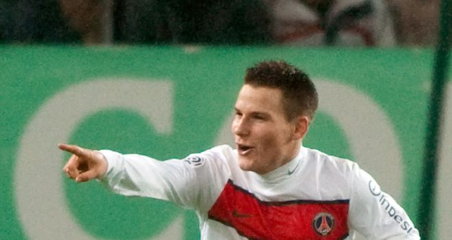 Kevin Gameiro: Netted a dramatic winner for PSG away at Dijon