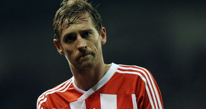 Peter Crouch: Escapes possible ban