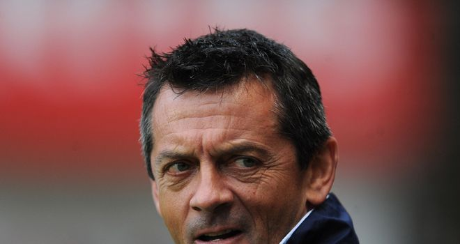 Phil Brown: Wants midfield duo back
