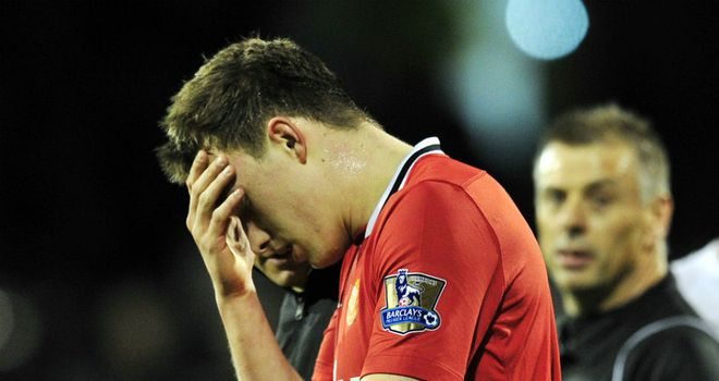 Phil Jones: Manchester United defender is out for up to eight weeks after a knee operation