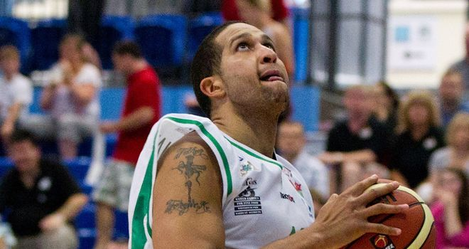 Plymouth Raiders star Paul Williams