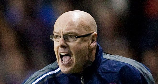 Brian McDermott: Reading say there has been no approach from Wolves for their manager