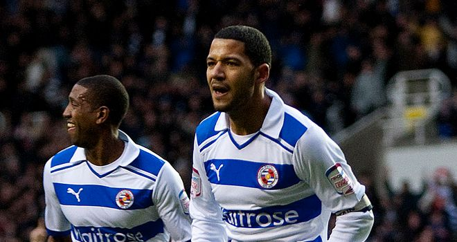 McAnuff: gives Reading plenty of pace
