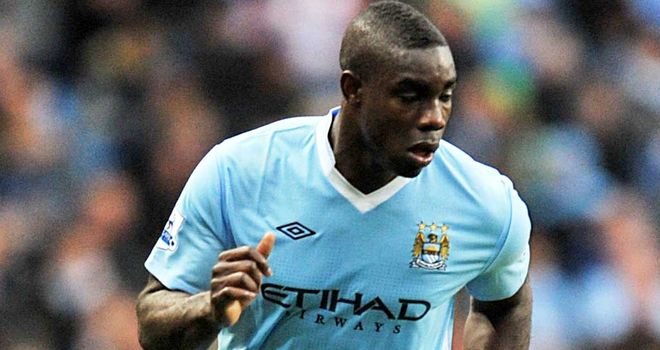 Micah Richards: Backed by Roberto Mancini to become a top full-back