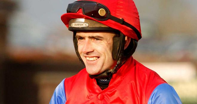 Ruby Walsh: Unlucky on Bishopsfurze