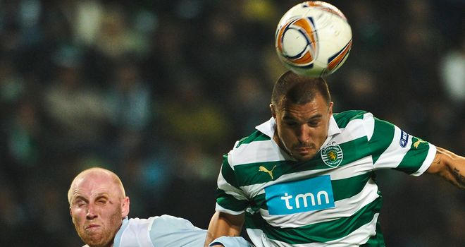 Valeri Bojinov: Striker's agent says Sporting want to send him out on loan
