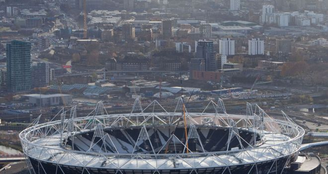There are four parties interested in leasing the Olympic Stadium after this summer