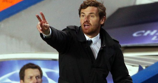 Andre Villas-Boas: Chelsea manager underlines strength and depth in his squad