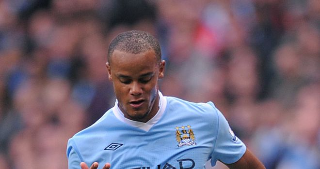 Vincent Kompany: Inspirational captain close to Manchester City return