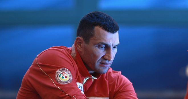 Wladimir Klitschko: his comments echo the thoughts of many