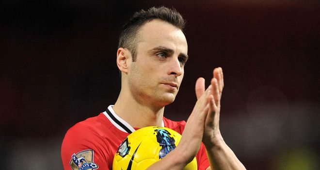 Dimitar Berbatov: Manchester United striker is a target for Turkish club Galatasaray
