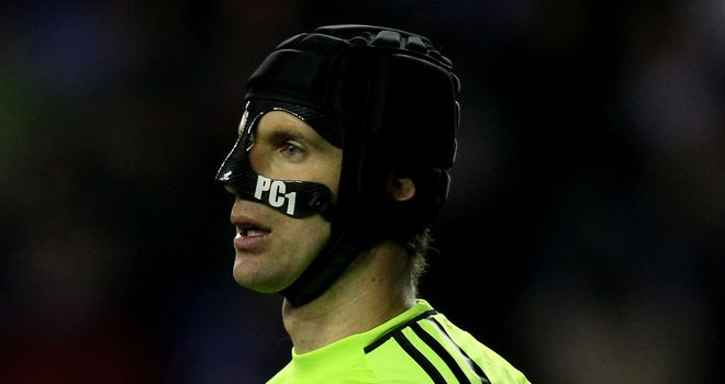 Petr Cech: Eyes on quarter-final draw after Chelsea beat Napoli