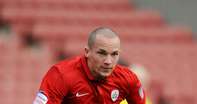 Danny Drinkwater: Out for a month but Barnsley hope to keep the Manchester United midfielder