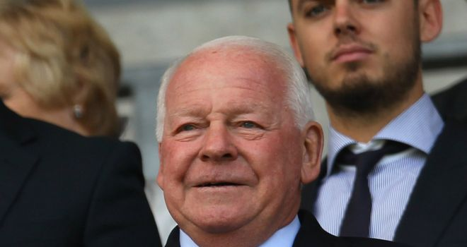 Dave Whelan: Played for Blackburn in the 1960s and broke his leg in the FA Cup final