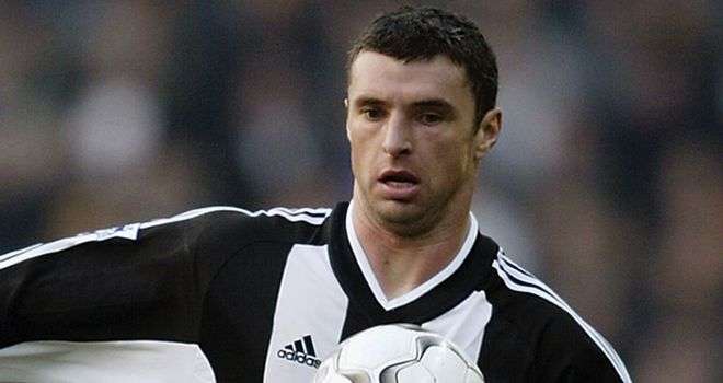Gary Speed: Made 285 appearances and scored 40 goals for Newcastle