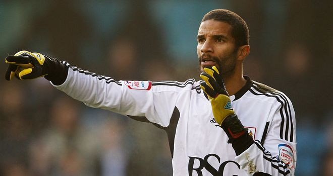 David James: Former England goalkeeper wants to play after being released by Bristol City