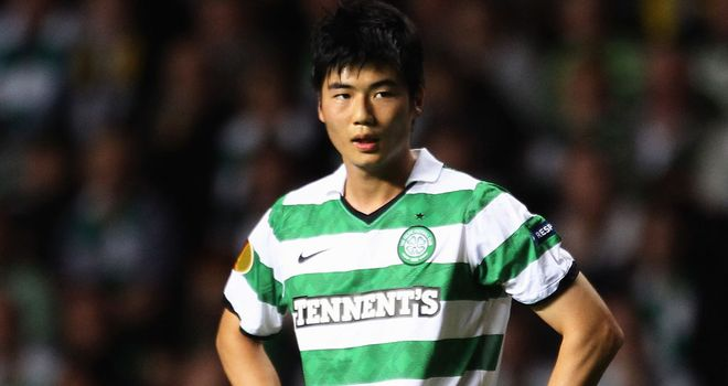 Ki Sung-yueng: Set to miss SPL champions Celtic's final four games