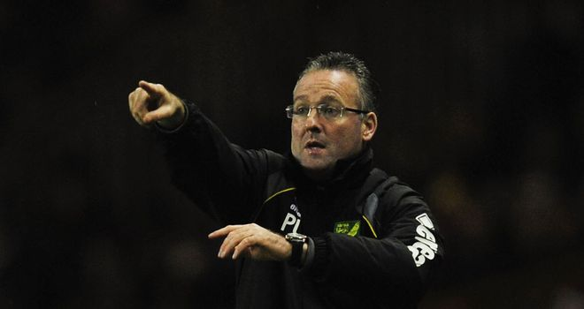 Paul Lambert: Thinks Simeon Jackson has the goalscoring 'knack'
