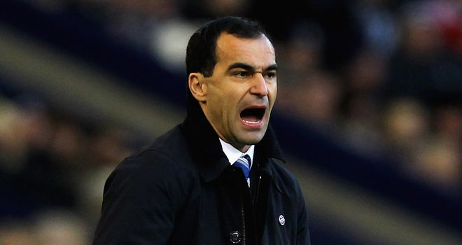 Roberto Martinez: Still confident he is the man to lead Wigan to survival