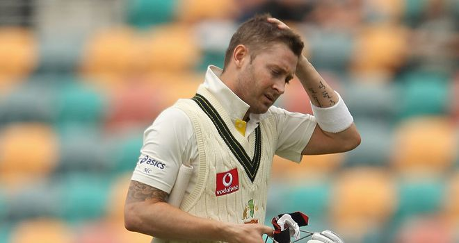 Michael Clarke: Plenty to ponder ahead of India series