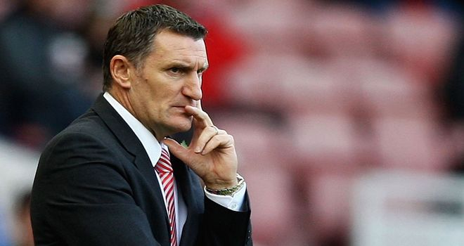 Tony Mowbray: Two points behind the leaders after defeating Brighton