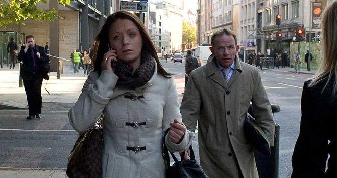 Kirsty Milczarek: Won her appeal