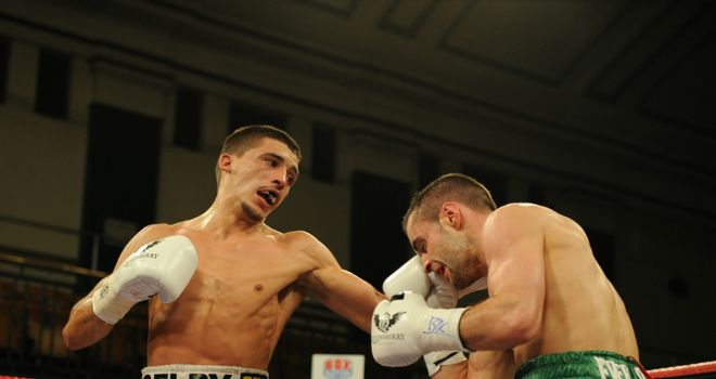 Lee Selby: no stranger to fighting on the road (pic leighdawneyphotography.com)