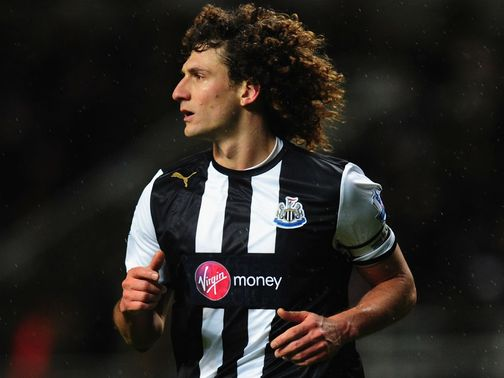 Fabricio Coloccini: Thinks Newcastle can impress again