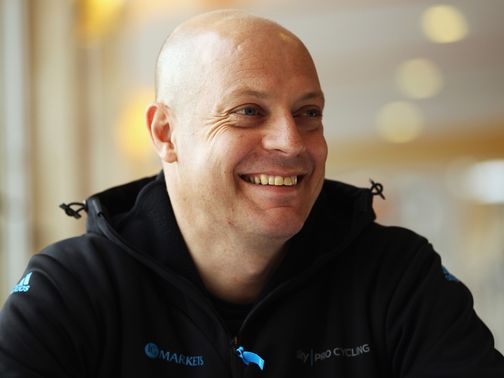 Dave Brailsford: Zero-tolerance policy to doping