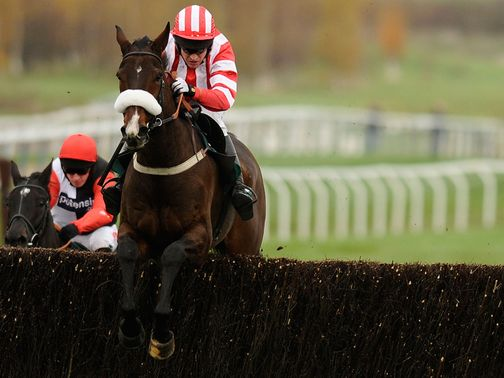 Forpadydeplasterer: First win in three years now has Grand National target