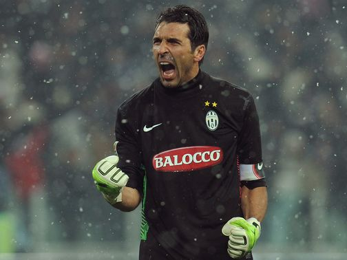 Buffon has extended his contract with Juventus
