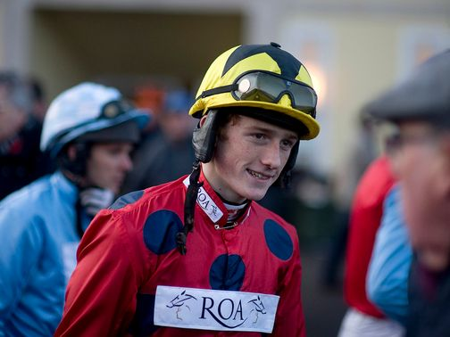 Sam Twiston-Davies: Can partner Viking Blond to glory