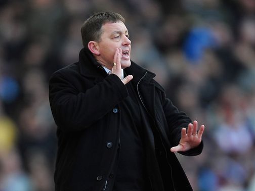 Billy Davies: Set to take charge at the City Ground