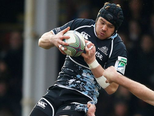 Tom Ryder: Big part of the Glasgow side