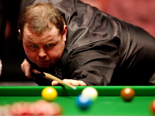 Stephen Lee: Was due to play Mark Allen