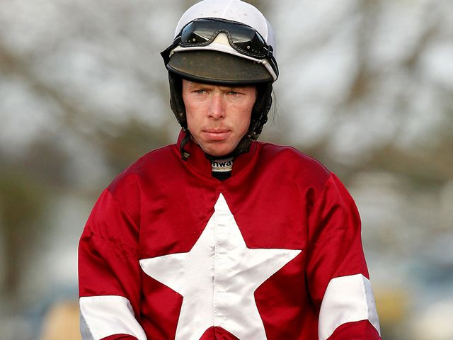 Andrew Lynch: Has picked up the ride on Moscow Mannon