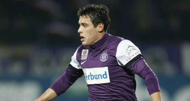 Zlatko Junuzovic: Has joined Werder Bremen on three-and-a-half year deal