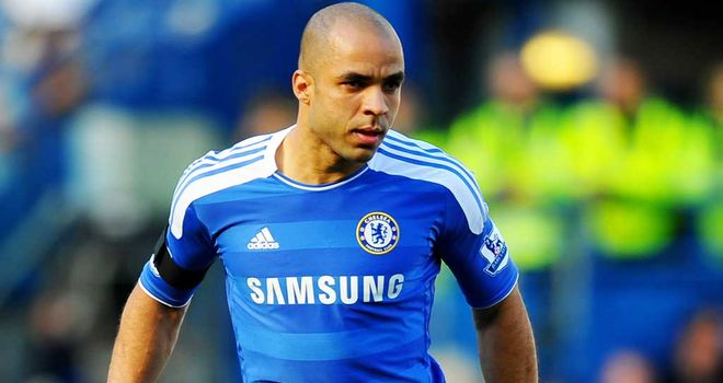 Alex: The Brazilian in December had a transfer request accepted by Chelsea