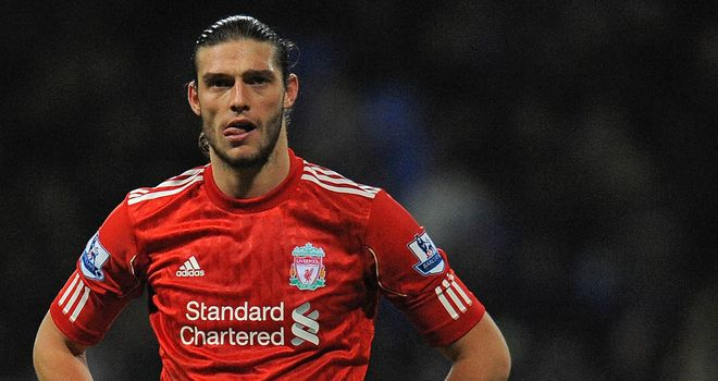 Andy Carroll: Liverpool striker returns to St James' Park for the first time on Sunday