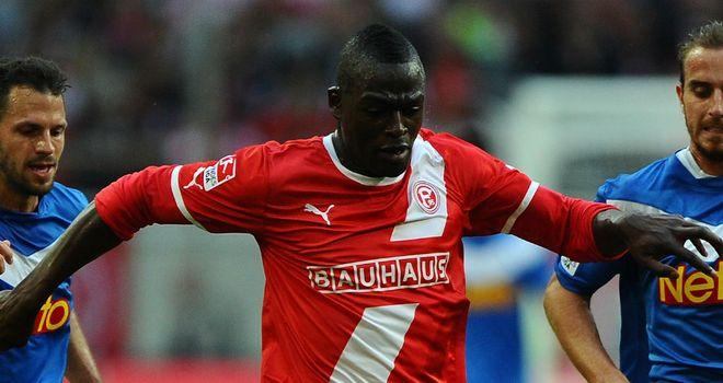Assani Lukimya-Mulongoti: Would welcome a move to England