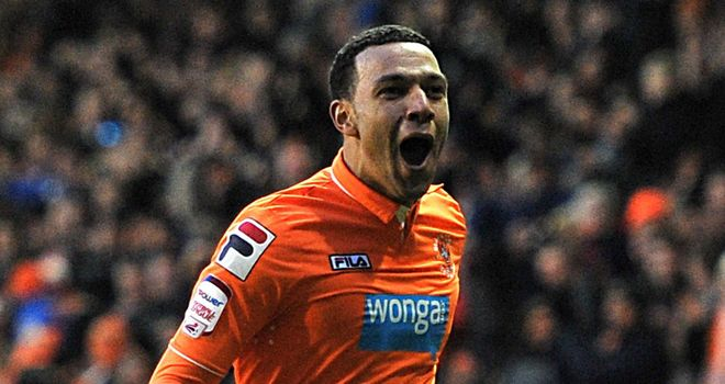Matt Phillips: Scored Blackpool's winner