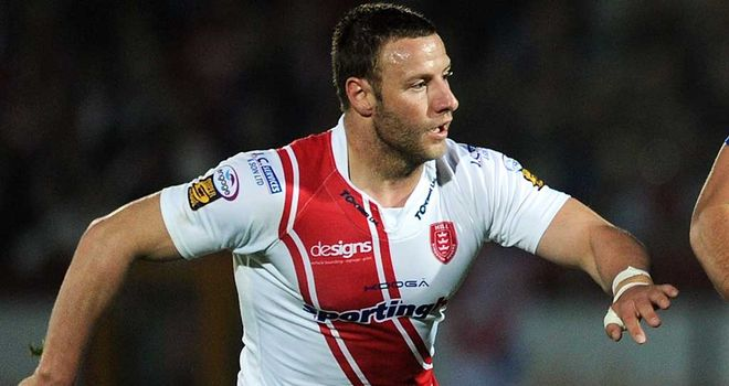 Blake Green: Unlikely to play for Hull KR again this season
