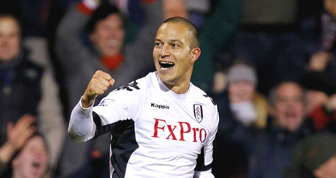 Bobby Zamora: Could be set for a move to QPR from Fulham
