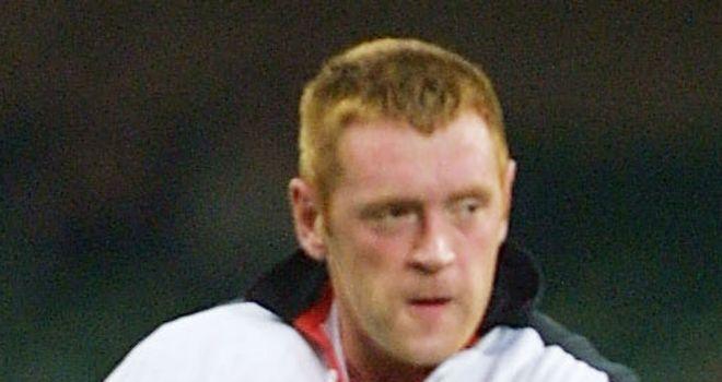 Brett Davey: Has left the Doncaster Knights