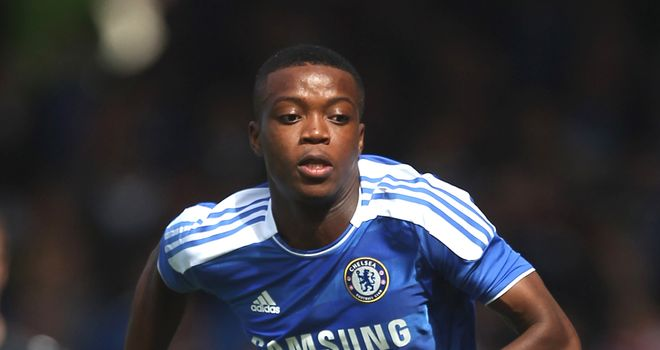 Nathaniel Chalobah: Joins former Chelsea boss Gianfranco Zola until January