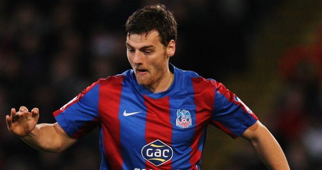 Chris Martin: Has extended loan deal at Crystal Palace until end of season