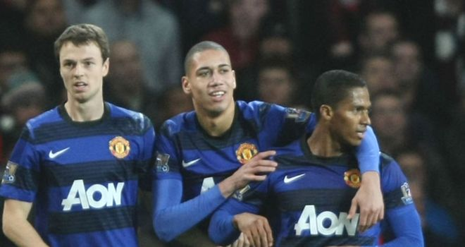 Chris Smalling: Insists Manchester United have not thought about their cup trip to Liverpool