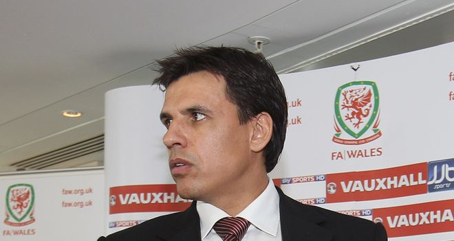 Chris Coleman: Looking forward to Sunday's game against Mexico in New York